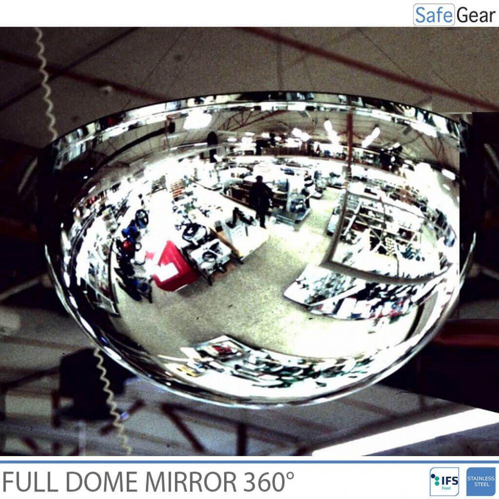 60 cm Specchio Cupola di Sorveglianza