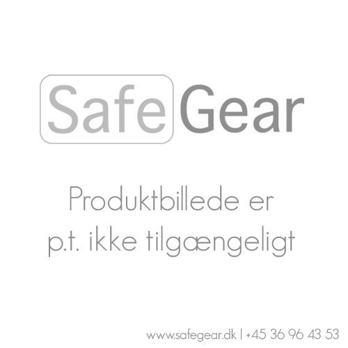 Specchio per sicurezza industriale - Acrilico - Rettangolare - bordo tigrato - 40x60 cm